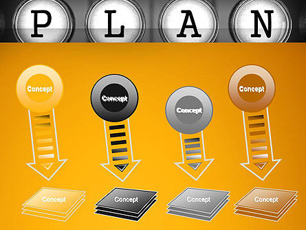Types of Planning PowerPoint Template Slide 8