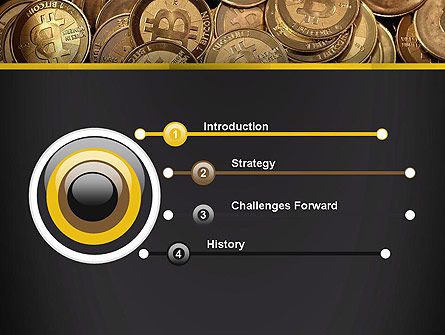 Digital Currency PowerPoint Template Slide 3
