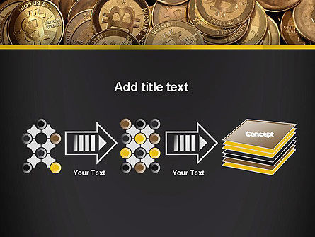 Digital Currency PowerPoint Template Slide 9