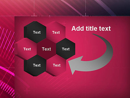 Digital Draft Abstract PowerPoint Template Slide 11