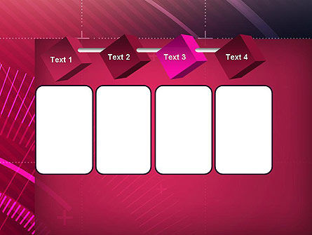 Digital Draft Abstract PowerPoint Template Slide 18