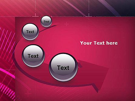 Digital Draft Abstract PowerPoint Template Slide 6