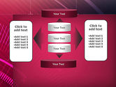 Digital Draft Abstract PowerPoint Template#13