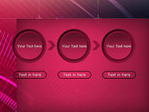 Digital Draft Abstract PowerPoint Template#5