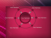 Digital Draft Abstract PowerPoint Template#7