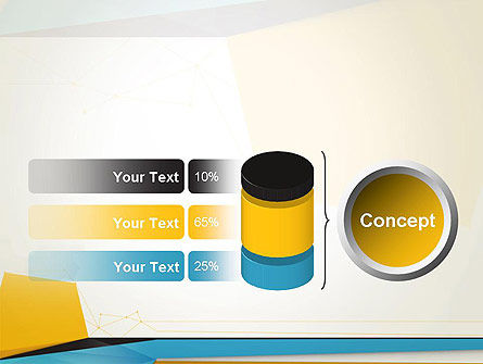 Set of Flat Layers PowerPoint Template Slide 11