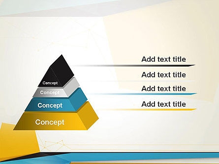 Set of Flat Layers PowerPoint Template Slide 12