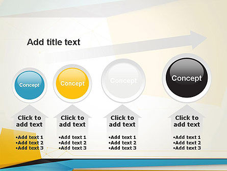 Set of Flat Layers PowerPoint Template Slide 13