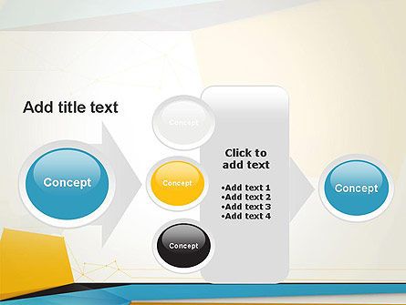 Set of Flat Layers PowerPoint Template Slide 17