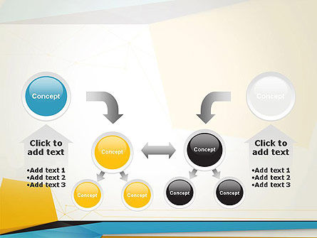 Set of Flat Layers PowerPoint Template Slide 19