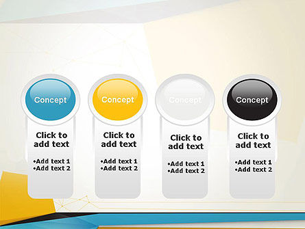 Set of Flat Layers PowerPoint Template Slide 5