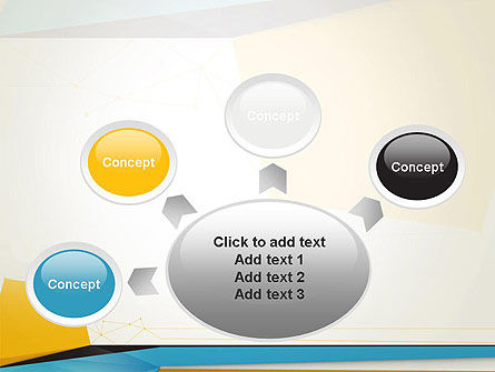 Set of Flat Layers PowerPoint Template Slide 7