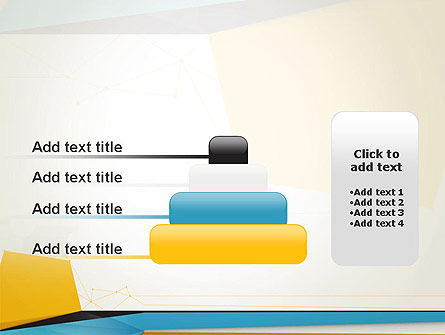 Set of Flat Layers PowerPoint Template Slide 8