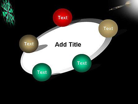 Bullseye Arrow PowerPoint Template Slide 14