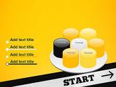Start On PowerPoint Template#12