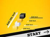 Start On PowerPoint Template#14