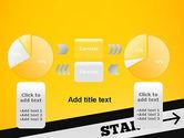 Start On PowerPoint Template#16