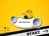 Start On PowerPoint Template#6