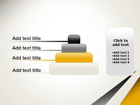 Two Triangular Shapes PowerPoint Template Slide 8