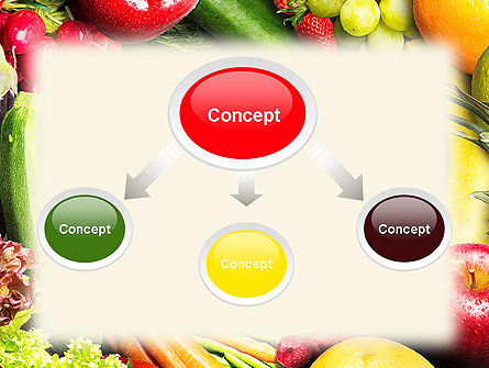 Love Fruit and Veg PowerPoint Template Slide 4
