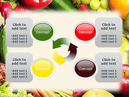 Love Fruit and Veg PowerPoint Template Slide 9