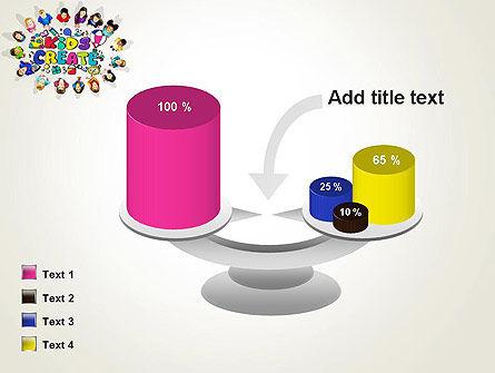 Hello Kindergarten PowerPoint Template Slide 10