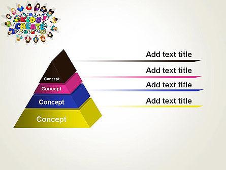 Hello Kindergarten PowerPoint Template Slide 12