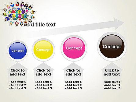 Hello Kindergarten PowerPoint Template Slide 13