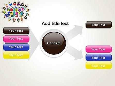 Hello Kindergarten PowerPoint Template Slide 14