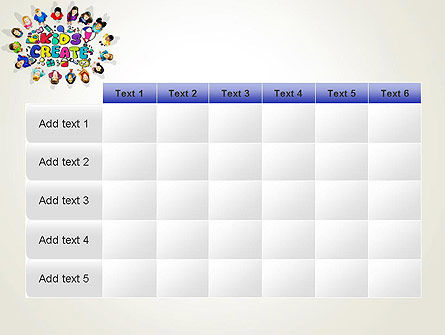 Hello Kindergarten PowerPoint Template Slide 15