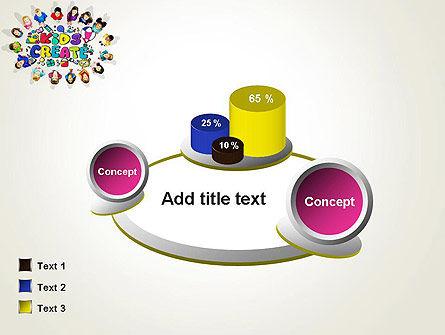 Hello Kindergarten PowerPoint Template Slide 16