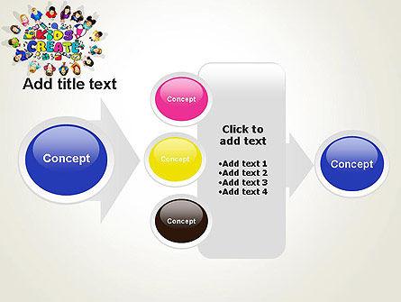 Hello Kindergarten PowerPoint Template Slide 17