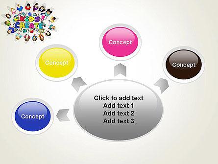 Hello Kindergarten PowerPoint Template Slide 7