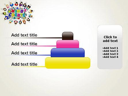 Hello Kindergarten PowerPoint Template Slide 8