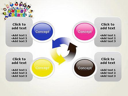 Hello Kindergarten PowerPoint Template Slide 9