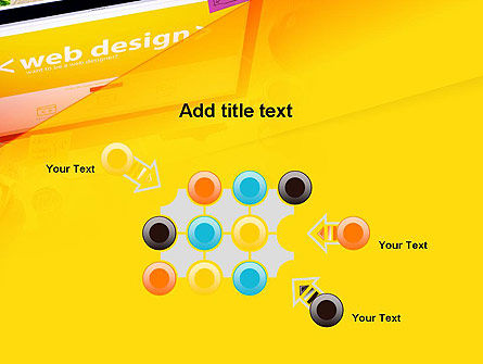 Web Design Services PowerPoint Template Slide 10