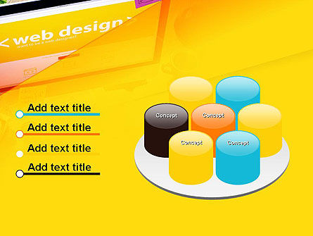 Web Design Services PowerPoint Template Slide 12