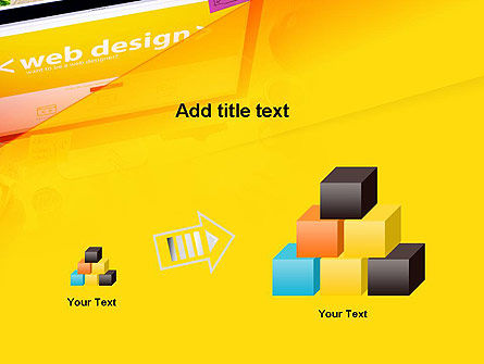 Web Design Services PowerPoint Template Slide 13