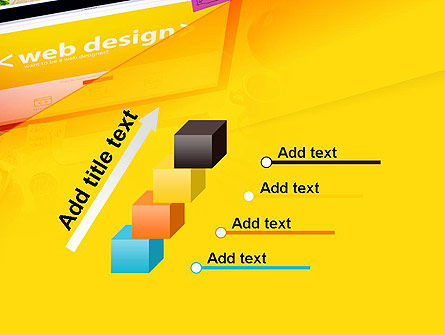 Web Design Services PowerPoint Template Slide 14