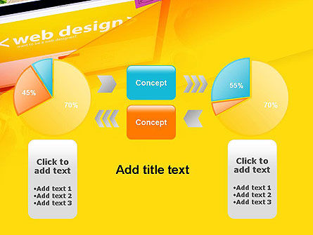 Web Design Services PowerPoint Template Slide 16