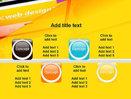 Web Design Services PowerPoint Template Slide 18
