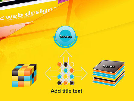Web Design Services PowerPoint Template Slide 19