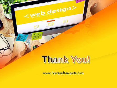 Web Design Services PowerPoint Template Slide 20