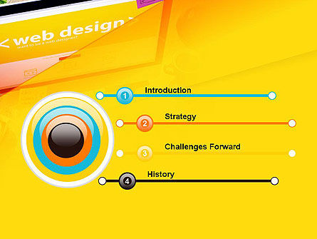 Web Design Services PowerPoint Template, Slide 3, 13884, Careers/Industry — PoweredTemplate.com