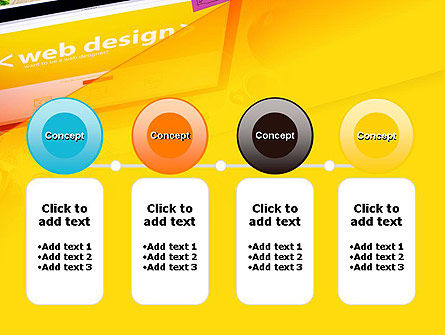 Web Design Services PowerPoint Template Slide 5