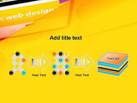 Web Design Services PowerPoint Template Slide 9