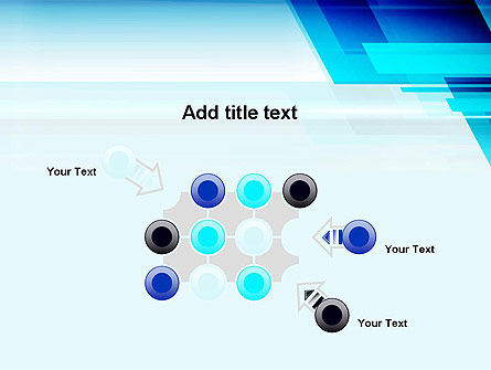 Velocity Abstract PowerPoint Template Slide 10