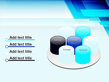 Velocity Abstract PowerPoint Template Slide 12