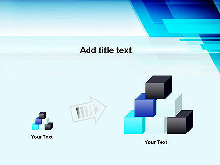 Velocity Abstract PowerPoint Template Slide 13