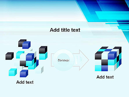 Velocity Abstract PowerPoint Template Slide 17